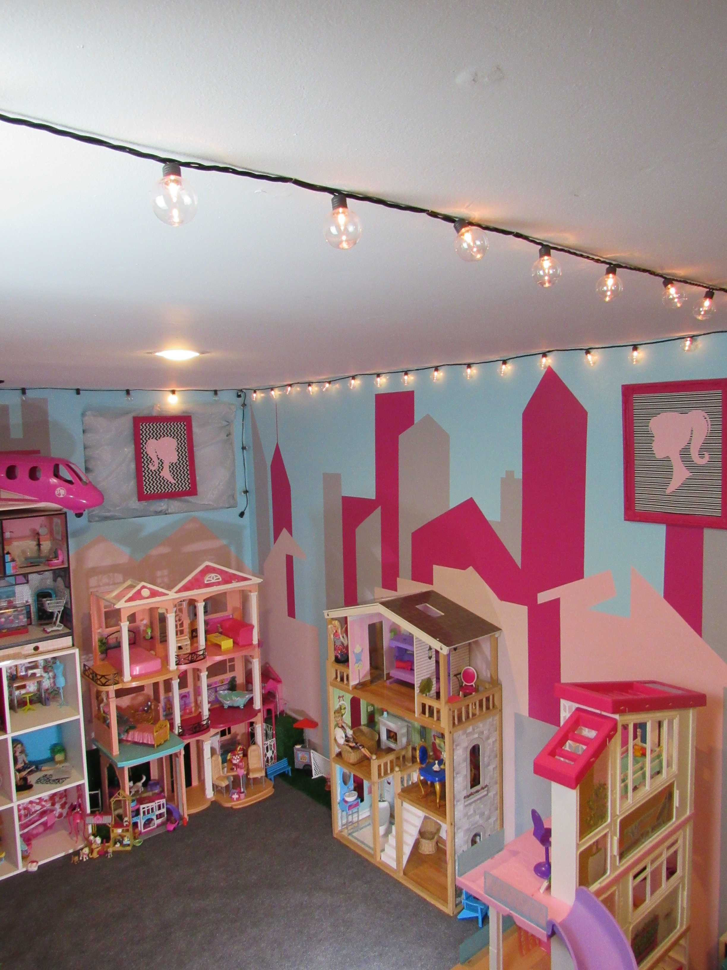 Barbie-Topia a Dream Barbie Playroom