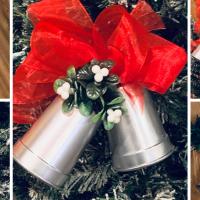 DIY Silver Bells