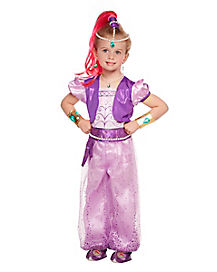 Shimmer and Shine Girl's Costumes