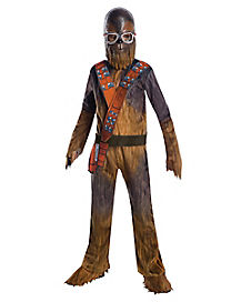 Chewbacca Kids Costume