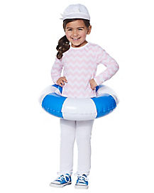 Baby Shark PinkFong Costume