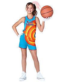 Space Jams Lola Bunny Girl's Costume