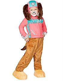 Everest Girls Paw Patrol Costume