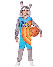 Space Jams Bugs Bunny Kid's Costume