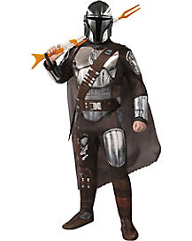 Men's Mandalorian Costume