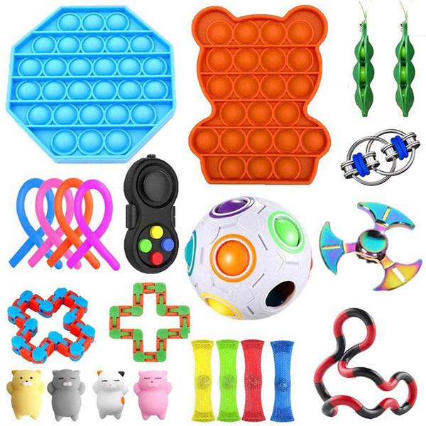 Wish Fidget Toy Pack