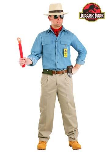 Men's Jurassic World Costume