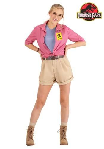 Women's Jurassic World Costume