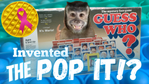 Who Invented The Pop It?